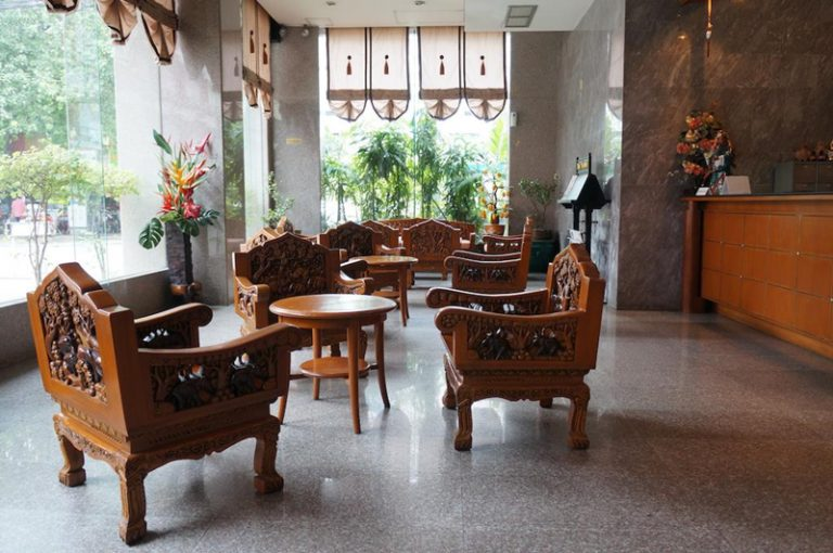 Bangkok City Inn : Interior view